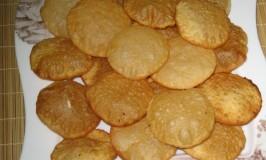 Golgappa Puri – Puri for Pani Puri