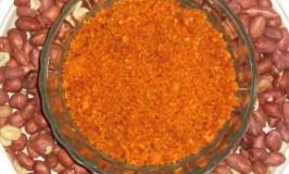 Shenga Chutney Pudi