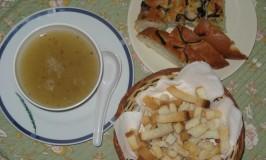 White Pumpkin Soup