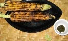 Bhutta – Roasted Corn