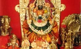 Shri Kamakshi Sharada Temple, Hebbur