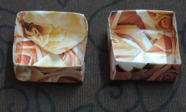 Origami Box for Yellu