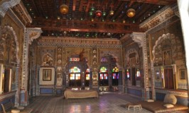 Grand Rooms of Mehrangarh Fort