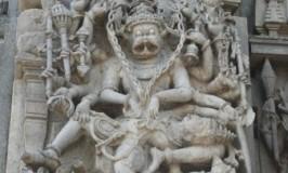 Sri Lakshmi Narasimha Karaavalambam Sthotra in Kannada