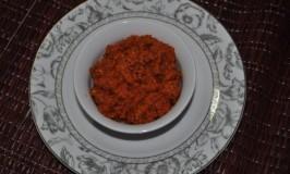 Raw Mango Dry Coconut Chutney