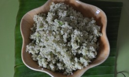 Fried Coconut Chutney – Hurida Kayi Chutney
