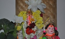 21 Pushpa Pooja to Lord Ganesha