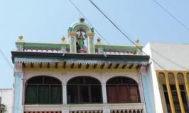 Heritage building in Nazarbad