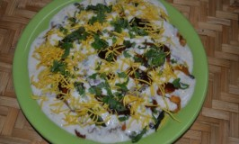 Mathri Chaat
