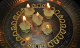 Kundan Arathi Plate