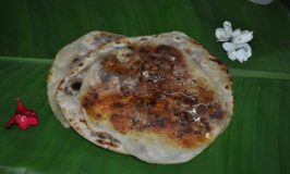Kharjurada Holige – Dates Stuffed Bread – Khajoor Poli