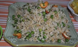 Mutter Poha – Matar Poha – Peas with Flattened Rice