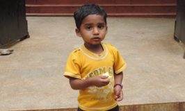 Cute boy in Yercaud
