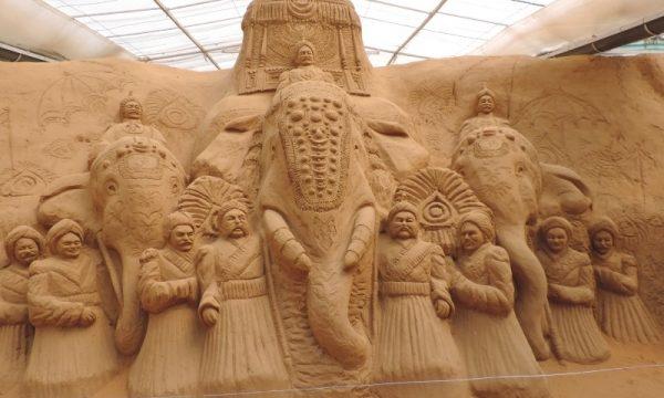 Sand Museum in Mysore