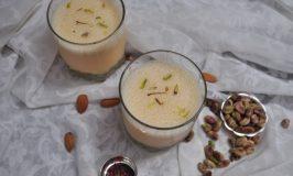 Kesar Badam Pista Milk Shake