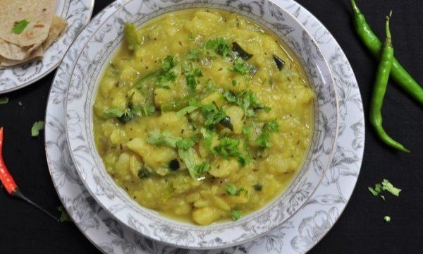 South Indian Potato Masala