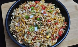 Jhal Muri Recipe – Spicy Crunchy Puffed Rice Recipe
