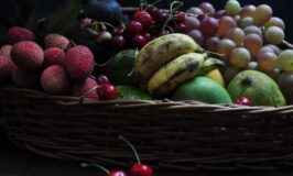 Summer Fruits Arrangement