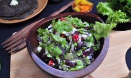 Grape Lettuce Salad