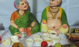 Ajji Thatha Dolls