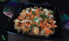 Pear and Carrot Salad
